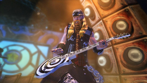 Zakk Wylde finally makes an appearance after a long hiatus