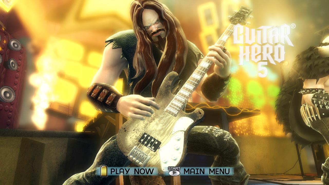 ScoreHero Wiki: GuitarHero5HandsOn